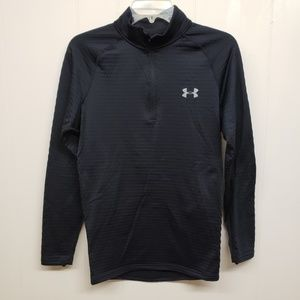 Like New! Under Armour Half-Zip Pullover